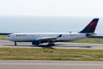delawakaさんが、中部国際空港で撮影したデルタ航空 A330-223の航空フォト(写真)