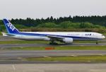 あしゅーさんが、成田国際空港で撮影した全日空 777-381/ERの航空フォト(写真)