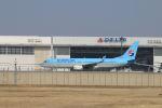 zero1さんが、成田国際空港で撮影した大韓航空 737-8B5の航空フォト(写真)