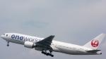 coolinsjpさんが、福岡空港で撮影した日本航空 777-246の航空フォト(写真)