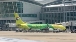 coolinsjpさんが、福岡空港で撮影した中国東方航空 737-89Pの航空フォト(写真)