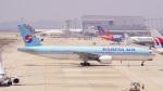 てつさんが、関西国際空港で撮影した大韓航空 777-2B5/ERの航空フォト(写真)