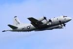 Flankerさんが、嘉手納飛行場で撮影したアメリカ海軍 P-3C Orionの航空フォト(写真)