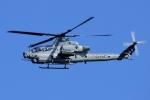 Flankerさんが、嘉手納飛行場で撮影したアメリカ海兵隊 AH-1Z Viperの航空フォト(写真)