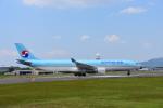 ワイエスさんが、鹿児島空港で撮影した大韓航空 A330-322の航空フォト(写真)