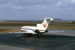 Gambardierさんが、新潟空港で撮影した日本航空 727-46の航空フォト(写真)