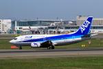 noriphotoさんが、新千歳空港で撮影したANAウイングス 737-5L9の航空フォト(写真)