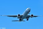 吉田高士さんが、羽田空港で撮影したキャセイパシフィック航空 777-367/ERの航空フォト(写真)