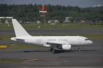 wingace752さんが、成田国際空港で撮影したケイマン諸島企業所有 A318-112 CJ Eliteの航空フォト(写真)
