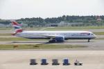 wingace752さんが、成田国際空港で撮影したブリティッシュ・エアウェイズ 787-9の航空フォト(写真)