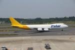wingace752さんが、成田国際空港で撮影したアトラス航空 747-87UF/SCDの航空フォト(写真)