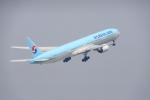 timeさんが、羽田空港で撮影した大韓航空 777-3B5の航空フォト(写真)