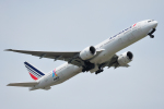 saoya_saodakeさんが、成田国際空港で撮影したエールフランス航空 777-328/ERの航空フォト(写真)