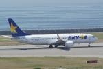 HEATHROWさんが、神戸空港で撮影したスカイマーク 737-8FZの航空フォト(写真)