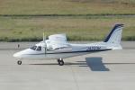 HEATHROWさんが、神戸空港で撮影した学校法人ヒラタ学園 航空事業本部 P.68C-TC の航空フォト(写真)