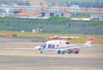 toyoquitoさんが、伊丹空港で撮影した朝日新聞社 AW169の航空フォト(写真)