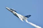 sukiさんが、静浜飛行場で撮影した航空自衛隊 T-4の航空フォト(写真)