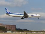 Snow manさんが、成田国際空港で撮影した全日空 777-381/ERの航空フォト(写真)