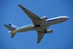 Silviaさんが、福岡空港で撮影した全日空 777-281/ERの航空フォト(写真)