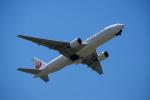 Silviaさんが、福岡空港で撮影した日本航空 777-289の航空フォト(写真)