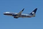 JA1118Dさんが、ロサンゼルス国際空港で撮影したアエロメヒコ航空 737-752の航空フォト(写真)