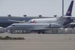 神宮寺ももさんが、関西国際空港で撮影したAir King Jet BD-700-1A10 Global 6000の航空フォト(写真)