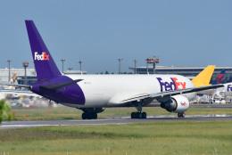 パンダさんが、成田国際空港で撮影したフェデックス・エクスプレス 767-3S2F/ERの航空フォト(写真)