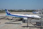 日向雪兎さんが、福岡空港で撮影した全日空 777-281/ERの航空フォト(写真)
