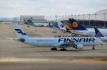 ハピネスさんが、関西国際空港で撮影したフィンエアー A330-302Xの航空フォト(写真)