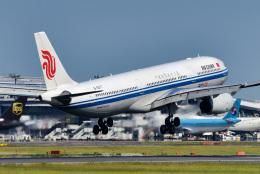 パンダさんが、成田国際空港で撮影した中国国際航空 A330-343Eの航空フォト(写真)