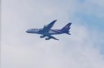 mild lifeさんが、関西国際空港で撮影したタイ国際航空 A380-841の航空フォト(写真)