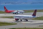 空が大好き!さんが、関西国際空港で撮影した吉祥航空 A320-214の航空フォト(写真)