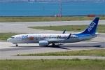 goshiさんが、関西国際空港で撮影した全日空 737-881の航空フォト(写真)