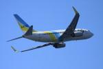 rokko2000さんが、神戸空港で撮影したAIR DO 737-781の航空フォト(写真)