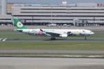 サリーちゃんのパパさんが、羽田空港で撮影したエバー航空 A330-302Xの航空フォト(写真)