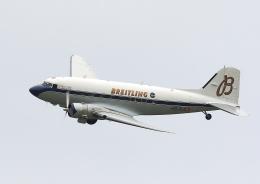 new_2106さんが、福島空港で撮影したスーパーコンステレーション飛行協会 DC-3Aの航空フォト(写真)