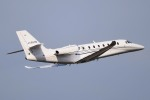 north-wingさんが、羽田空港で撮影したノエビア 680 Citation Sovereignの航空フォト(写真)