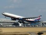 oneworlさんが、成田国際空港で撮影したアエロフロート・ロシア航空 A330-343Xの航空フォト(写真)