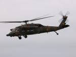 ヒリュウさんが、宇都宮飛行場で撮影した陸上自衛隊 UH-60JAの航空フォト(写真)