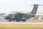 ごん太さんが、入間飛行場で撮影した航空自衛隊 EC-1の航空フォト(写真)