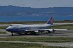 tecasoさんが、関西国際空港で撮影したチャイナエアライン 747-409F/SCDの航空フォト(写真)
