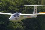 zibaさんが、木曽川滑空場で撮影した日本個人所有 ASK 23Bの航空フォト(写真)