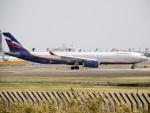 Mame @ TYOさんが、成田国際空港で撮影したアエロフロート・ロシア航空 A330-343Xの航空フォト(写真)