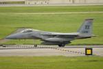 kon chanさんが、嘉手納飛行場で撮影したアメリカ空軍 F-15C-23-MC Eagleの航空フォト(写真)