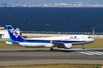 hiko_chunenさんが、中部国際空港で撮影した全日空 A320-214の航空フォト(写真)
