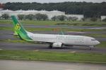 幹ポタさんが、成田国際空港で撮影した春秋航空日本 737-86Nの航空フォト(写真)
