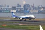 tomoyonさんが、羽田空港で撮影した全日空 777-381の航空フォト(写真)