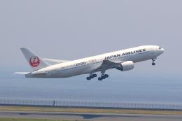 tomoyonさんが、羽田空港で撮影した日本航空 777-246の航空フォト(写真)
