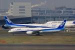 tomoyonさんが、羽田空港で撮影した全日空 787-9の航空フォト(写真)