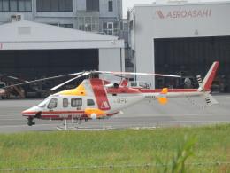 TUILANYAKSUさんが、東京ヘリポートで撮影した朝日航洋 430の航空フォト(写真)